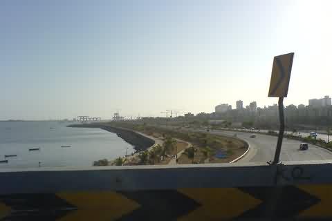 Reclamation Promenade Bandra