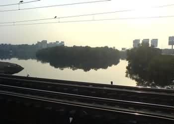 Mithi Nadi (River) - Mumbai