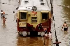 Mumbai Flood 2007 - Picture by Anonymous