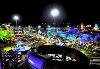 Park Lightings Night