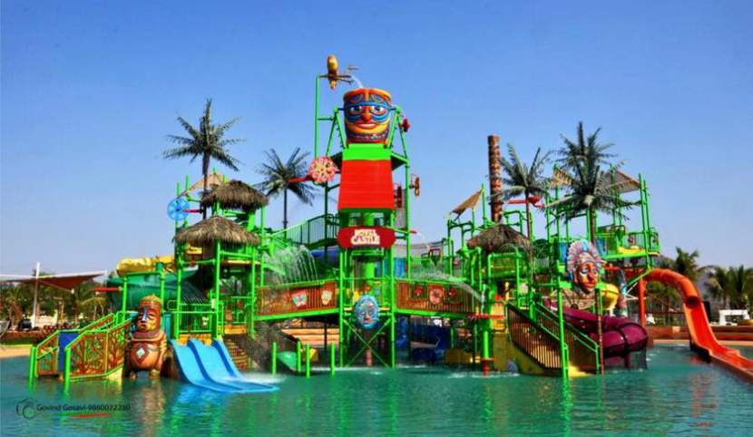 Wet N Joy Water Park At Lonavala Near Mumbai