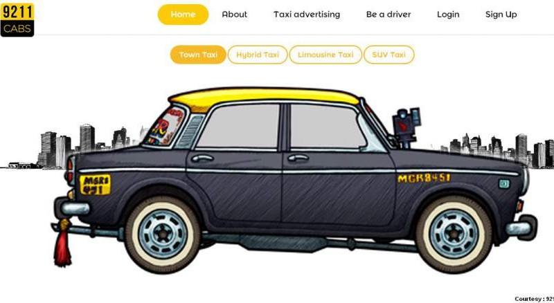 9211 Cabs App