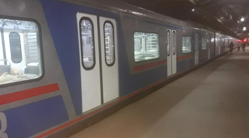 AC Local Train in Mumbai