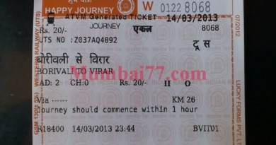 Smart Card ATVM Ticket
