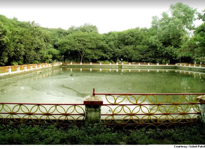 Picnic Pond of Aarey
