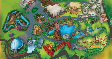 Adlabs Imagica Park Map