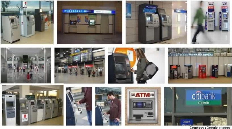 Banks ATM at MUmbai Airports