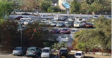 Mumbai Airport Parking Facilities