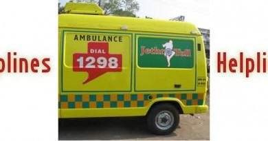 Ambulance Helplines Mumbai