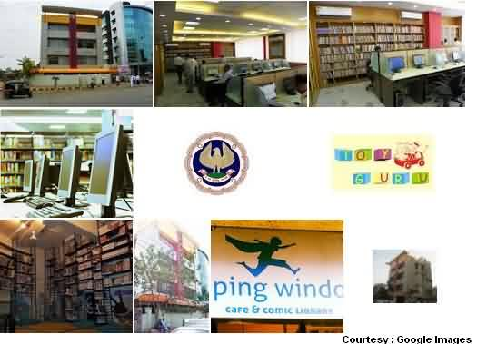 Digital Library at Andheri
