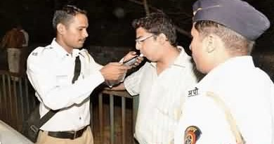 Anti Drink Drive Mission - Traffic Police Mumbai