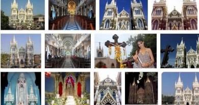 Bandra Mount Mary Church