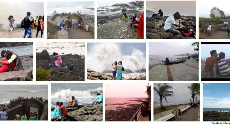 Bandra Bandstand Promenade Lovers Point And Fort Mumbai