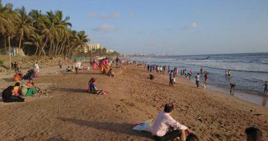 Juhu Beach Front