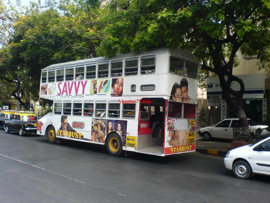 BEST Buses in Mumbai
