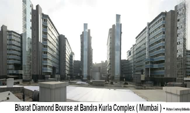 Bharat Diamond Bourse BKC