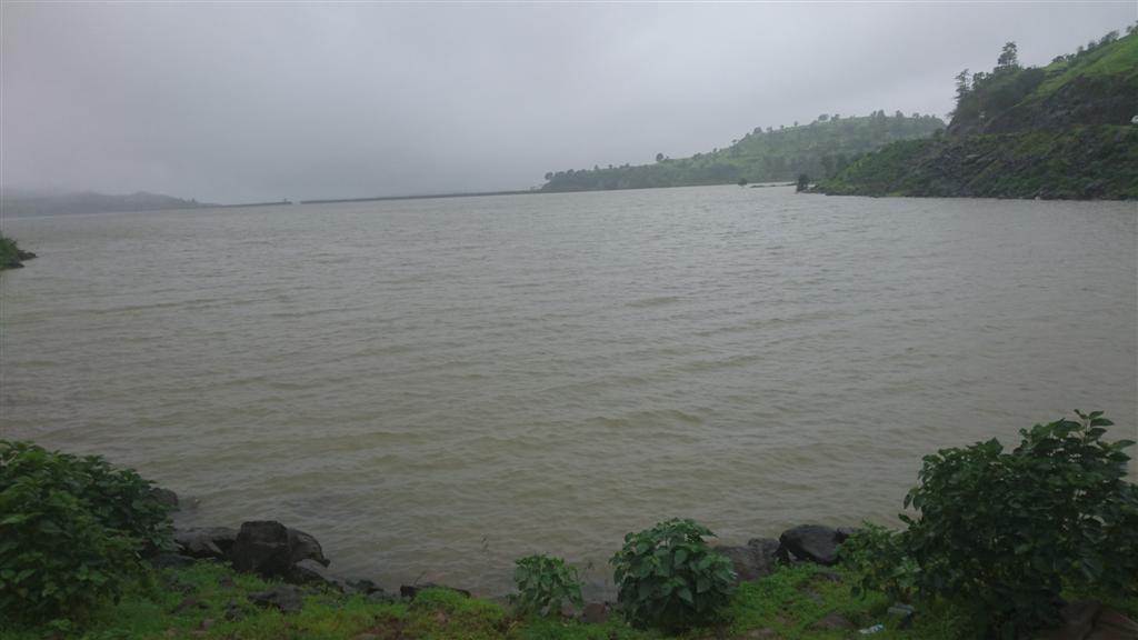 Bhavli Dam Lake
