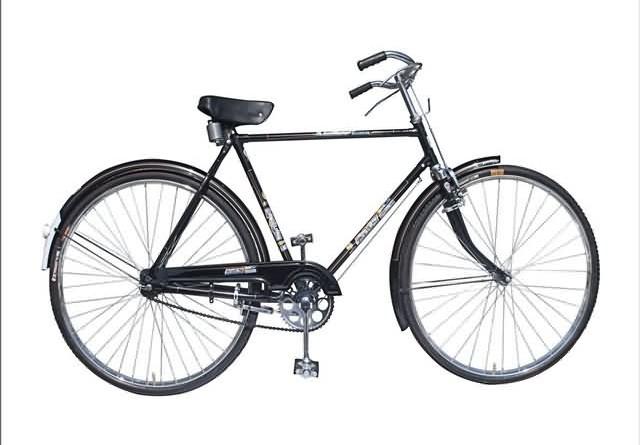 Bicycles in Mumbai