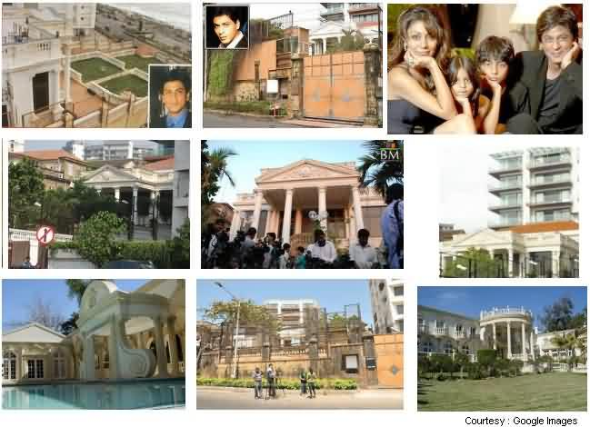 Bollywood Stars Homes