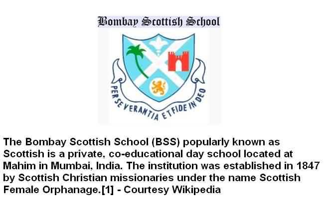 Bombay Scottish School Mahim