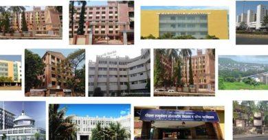 CBD Belapur Colleges