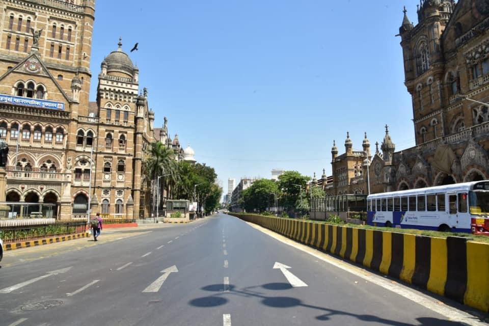 CSMT Station BMC Junction