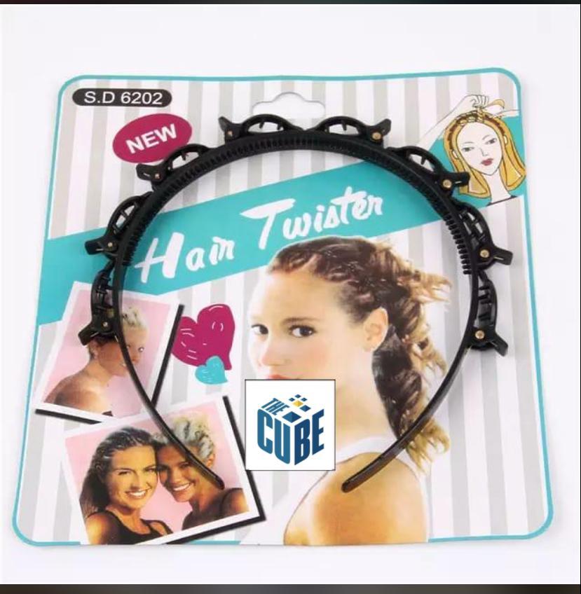 CUBE Hair Twist Hair band