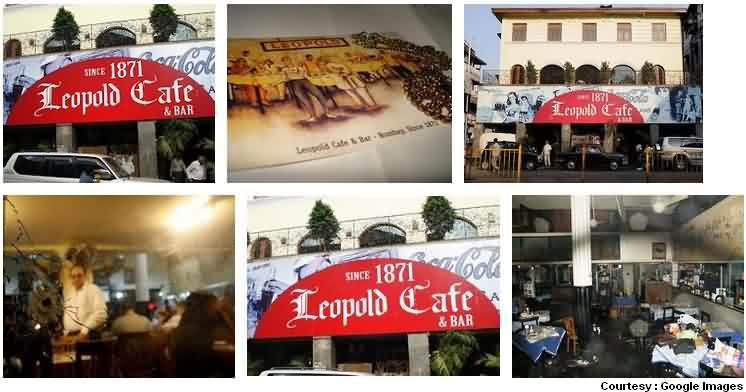 Cafe Leopold Colaba Mumbai