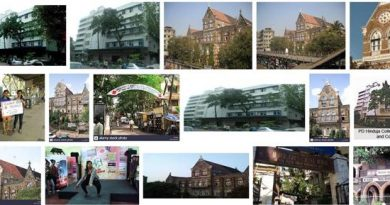 Charni Road Collages
