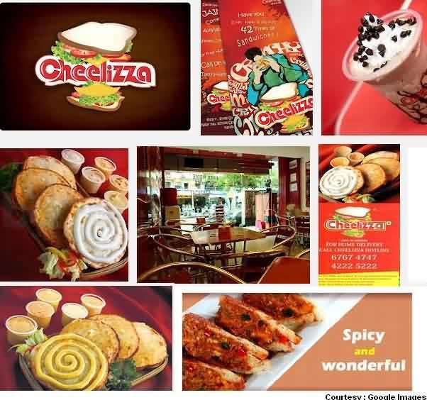 Cheelizza Pizzas Mumbai
