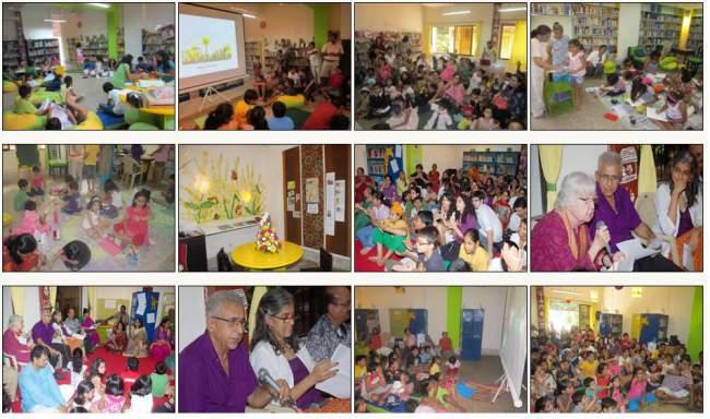 Children Library in Bandra