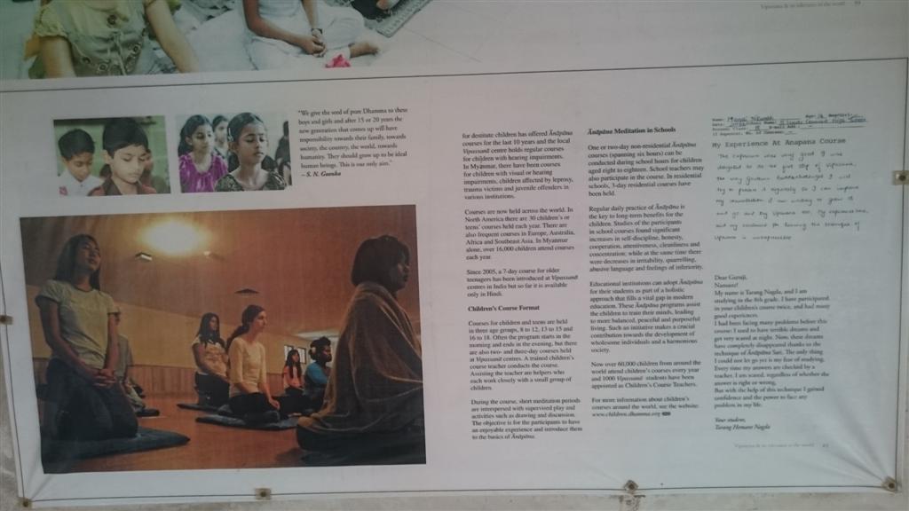 Children Meditation Course Format