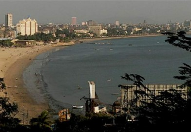 Chowpatty to Nariman Point View