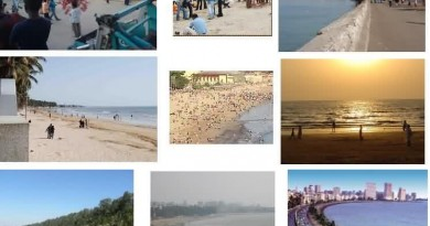 Mumbai City Beaches