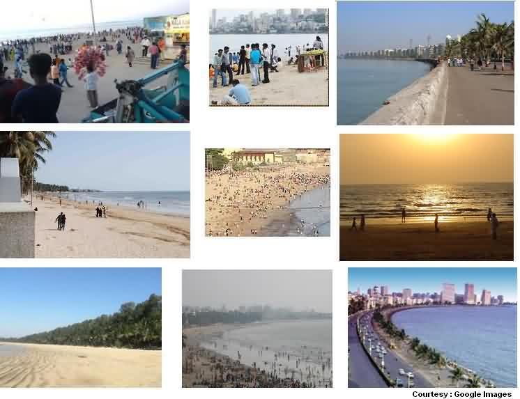 Mumbai City Beaches