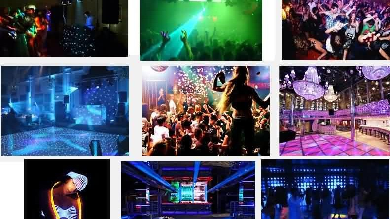 Discotheques in City