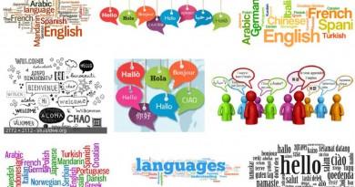 City Languages Spoken