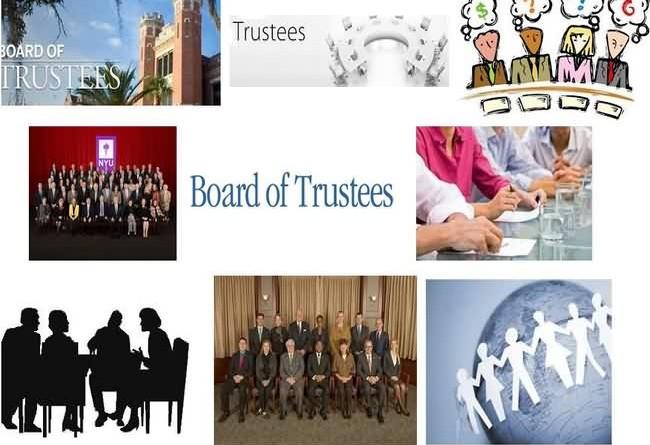 College Trustees Meeting