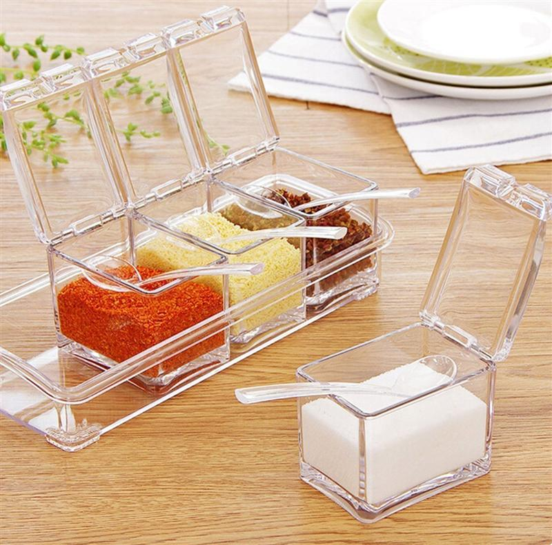 Crystal Seasoning Box