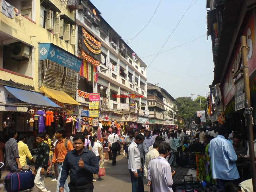 Dadar Market