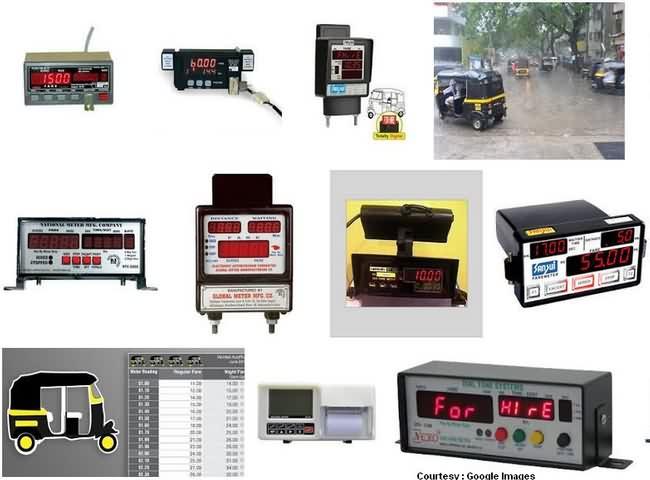 Digital Meters Sample