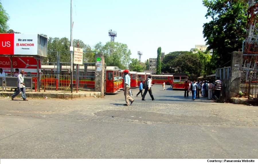 Dindoshi Bus Depot