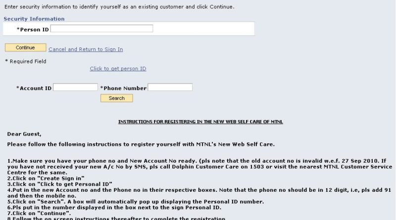 Dolphin Users Online Pay Registration