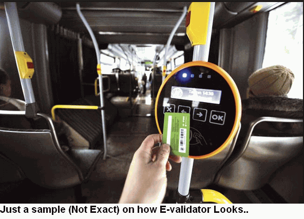 E-Validator Machine
