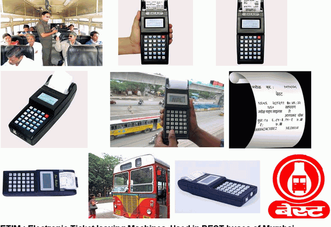 ETIM Machines For Bus Ticketing