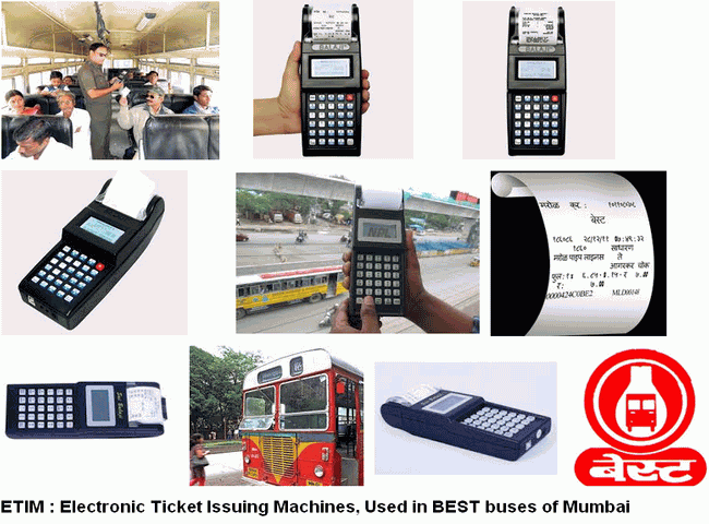 E-Ticketing for Buses