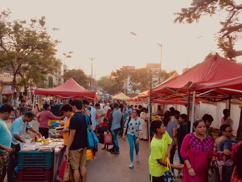Farmers Market Dindoshi