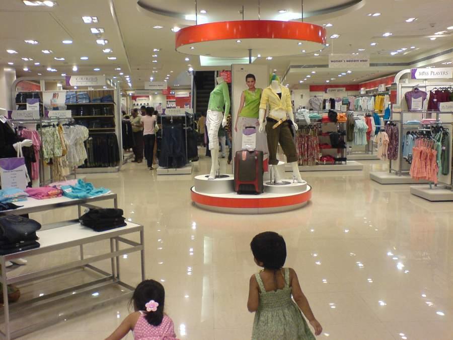 A Fashion Store in Mumbai