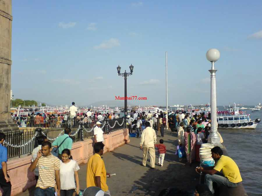 Ferry Rides to Gateway