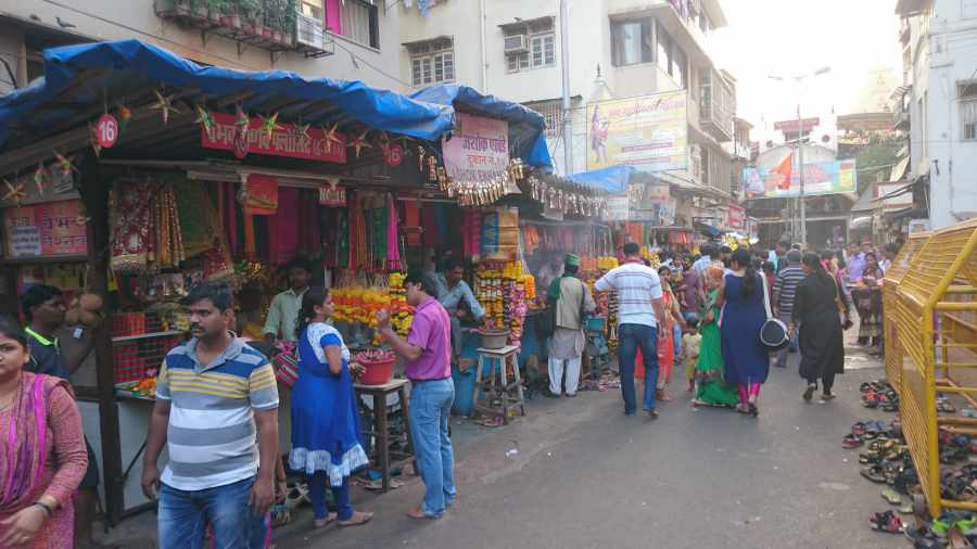 Flower Vendors Shops